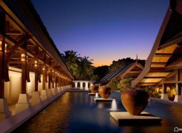 Khu nghỉ mát Tanjong Jara – Lối kiến trúc Malay truyền thống
