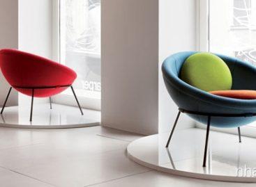 Ngắm nhìn những chiếc ghế thoải mái và tiện dụng