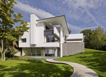Ngôi nhà SU bởi Alexander Brenner Architekten