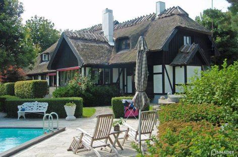 Cuộc sống tiện nghi trong ngôi nhà đầy cảm hứng tại Kullavik, Thụy Điển