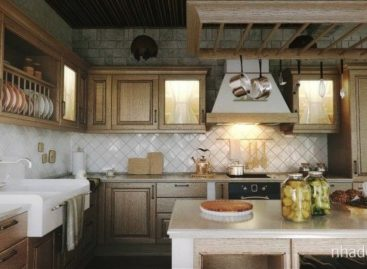 Những ý tưởng thiết kế không gian bếp ấn tượng
