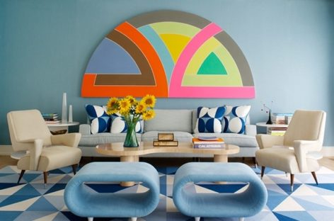 Bộ sưu tập 14 mẫu phòng khách thiết kế theo các phong cách khác nhau