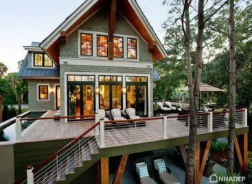 HGTV Dream House 2013 – Thiết kế ngôi nhà trong mơ