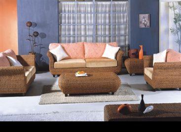 Trang trí ngôi nhà với các sản phẩm mây tre đan