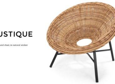 Thư giãn cùng ghế mây tròn – Mustique