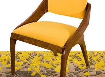 Ghế ngồi kết hợp nhiều phong cách khác nhau