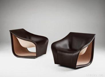 Chiếc ghế sofa lấy cảm hứng từ chuyển động của những con sóng