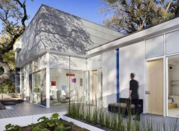 Nét độc đáo kiến trúc khách sạn trên dốc – Kimber Modern