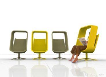 Trải nghiệm tuyệt vời cùng chiếc ghế dựa Windowseat Lounge
