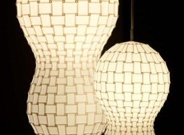 Chiếc đèn treo ghép nối sáng tạo Strømg Lump Leaks