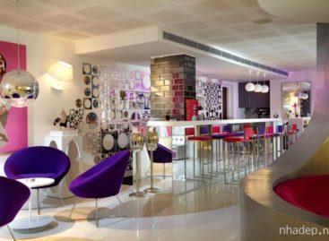 Khách sạn đầy tính sáng tạo Luna2 Studios thiết kế bởi Melanie Hall
