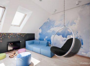 Chiêm ngưỡng vẻ đẹp căn nhà Ba Lan phong cách tối giản