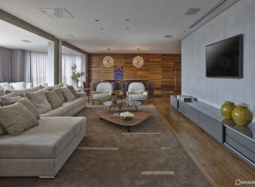 Sự sang trọng trong căn hộ LA – thiết kế bởi David Guerra