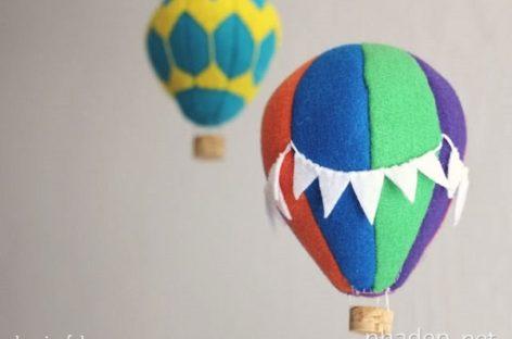 Ý tưởng trang hoàng thế giới sắc màu cho bé