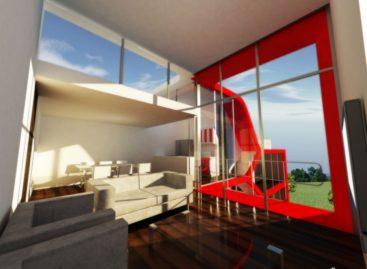 Ngôi nhà ATZ độc đáo – thiết kế bởi Craft Arquitectos