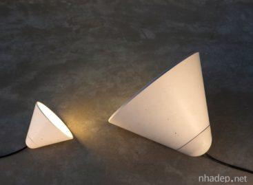 Bullet – Bộ sưu tập đèn được tạo từ nguyên liệu độc đáo
