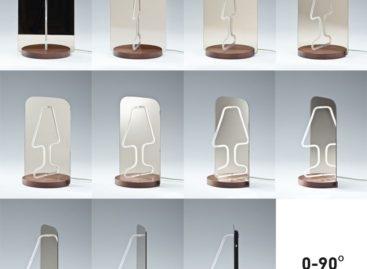 Thiết kế đèn bàn lạ mắt và đầy sáng tạo