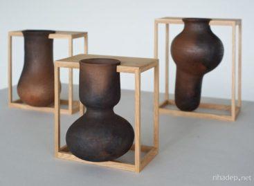 Bảo tồn nghề gốm truyền thống với bộ sưu tập bình Ovalle