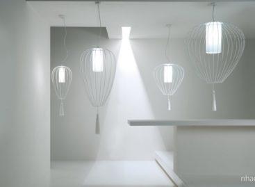 Đèn Cell thiết kế bởi Matteo Ugolini dành riêng cho nhà sản xuất Karman