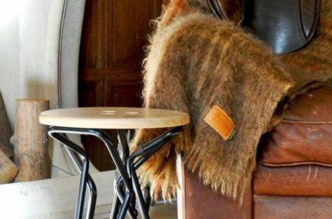Ghế đẩu Olly – thiết kế đầy sáng tạo của Junction Fifteen