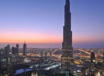 Khách sạn Armani sang trọng tại Dubai