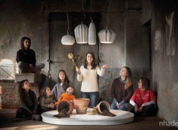 Vẻ đẹp của bộ sưu tập đèn gốm Sahara