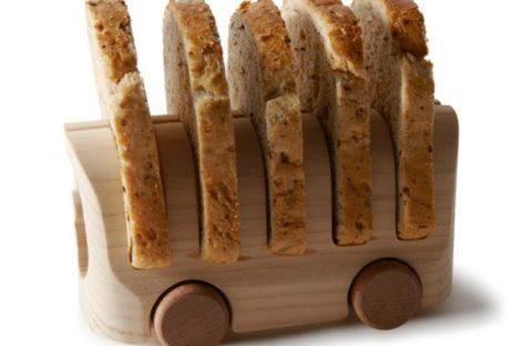 Xe hơi đồ chơi bằng gỗ cực đáng yêu