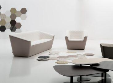 Bộ sưu tập ghế ngồi dùng trà của Jose Manuel Ferrero