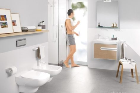 Bộ sưu tập Joyce – không gian phòng tắm trở nên hoàn hảo trong từng chi tiết