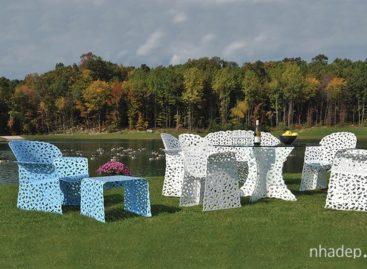 Topiary – bộ sưu tập ngoài trời đẹp mắt