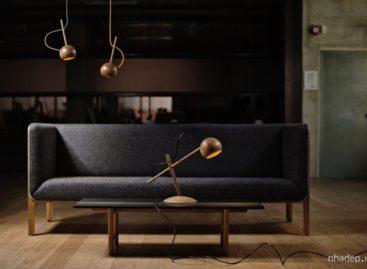 Đèn treo O của nhà thiết kế Sverre Uhnger