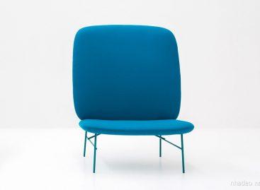 Những chiếc ghế dễ thương, đơn giản và vui nhộn của Tacchini