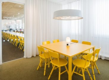 Văn phòng HSB thiết kế bởi pS Arkitektur