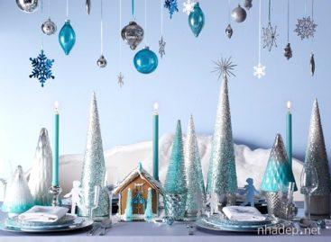 3 bảng màu trang trí nội thất rực rỡ cho mùa lễ hội