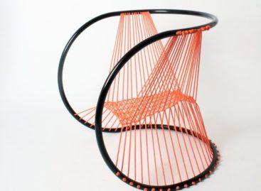 Chiếc ghế Maya năng động và sáng tạo của Arya Alfieri