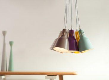 Chùm đèn treo Arnold đầy màu sắc