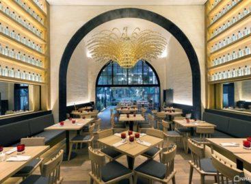 Thiết kế ấn tượng tại không gian La Nonna Cucina Bar