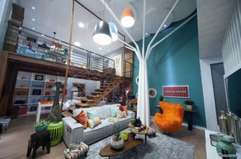 Không gian thiết kế ấn tượng của Rafael Simonazzi và Nildo Moro