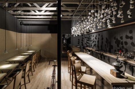 Nét độc đáo và mới lạ của quán cà phê bar Origo