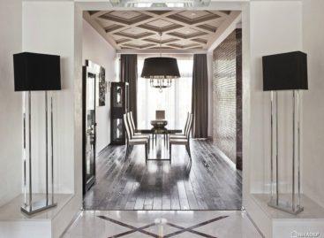 Ngôi nhà với phong cách retro hiện đại
