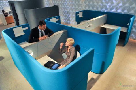 Orgatec 2012 – Hội chợ Quốc tế lớn nhất về lĩnh vực nội thất văn phòng và tiện nghi dùng trong văn phòng (Phần 3)