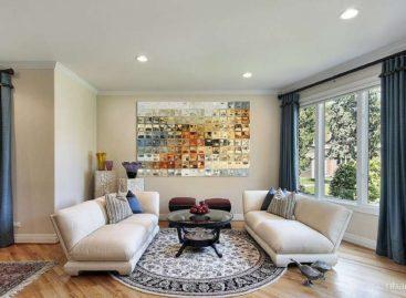 Trang trí nhà theo phong cách nghệ thuật hiện đại