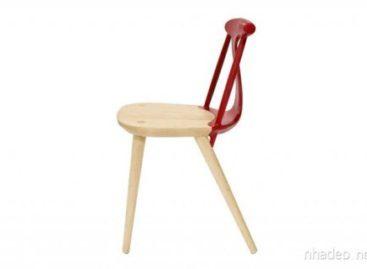 Ghế dựa Corliss – Sự kết hợp mượt mà giữa gỗ và nhôm