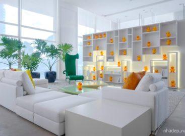 Cửa hàng trưng bày nội thất mang đậm chất Brazil
