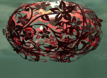 Ấn tượng với đèn treo hình cầu của Amichai Oron