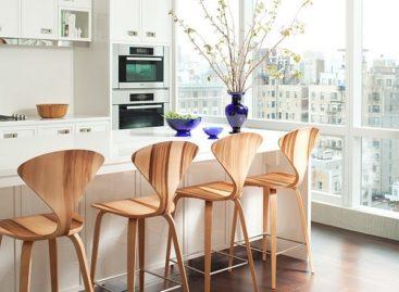10 kiểu ghế quầy bar cho căn bếp hiện đại (Phần 2)