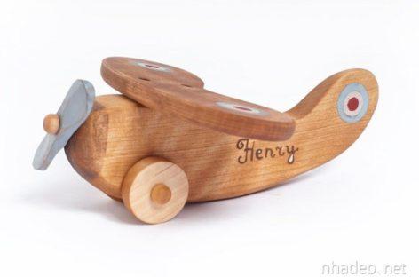 Bộ sưu tập đồ chơi bằng gỗ độc đáo cho trẻ (Phần 2)