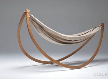Thư giãn với thiết kế võng Woorock hiện đại