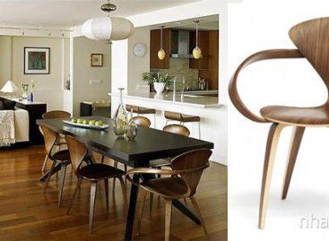 Top 10 mẫu ghế dành cho bàn ăn