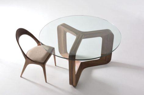 Sự kết hợp hoàn hảo của bàn Denise và ghế Sharon